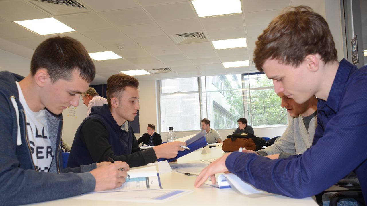 The next generation - 'Class of 2015' sees 75 more apprentices join TClarke