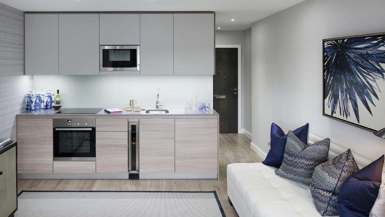 240 appartment high specification London residential development