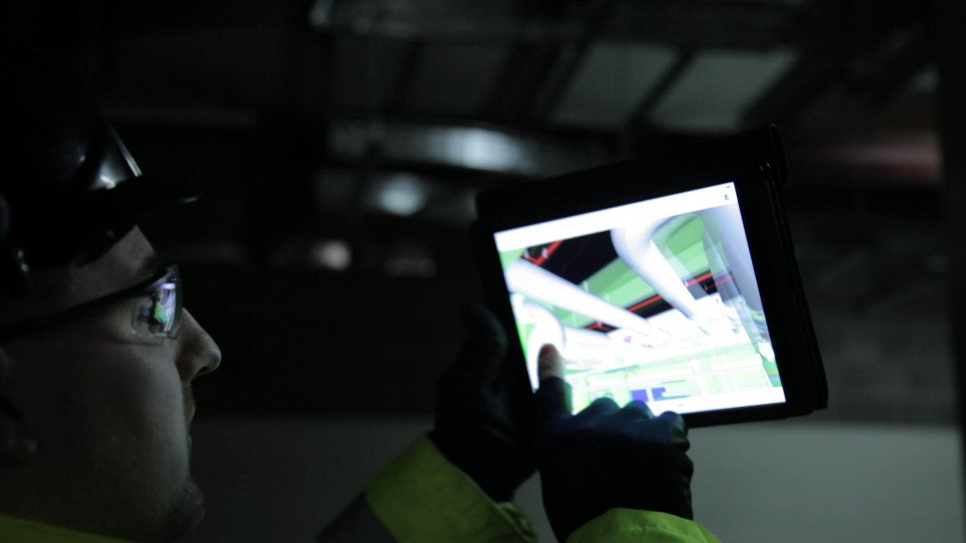 Innovation :  BIM onsite transforms the way we work