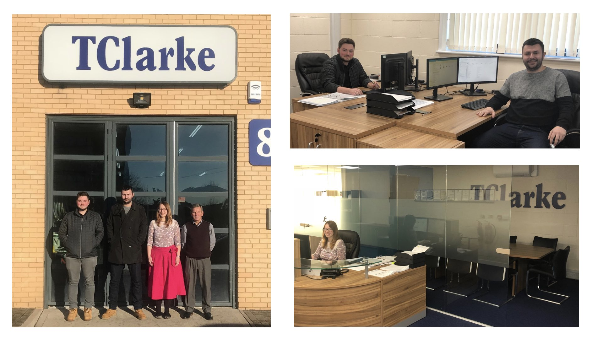 TClarke Birmingham Office up and running with Blue chip FM client list