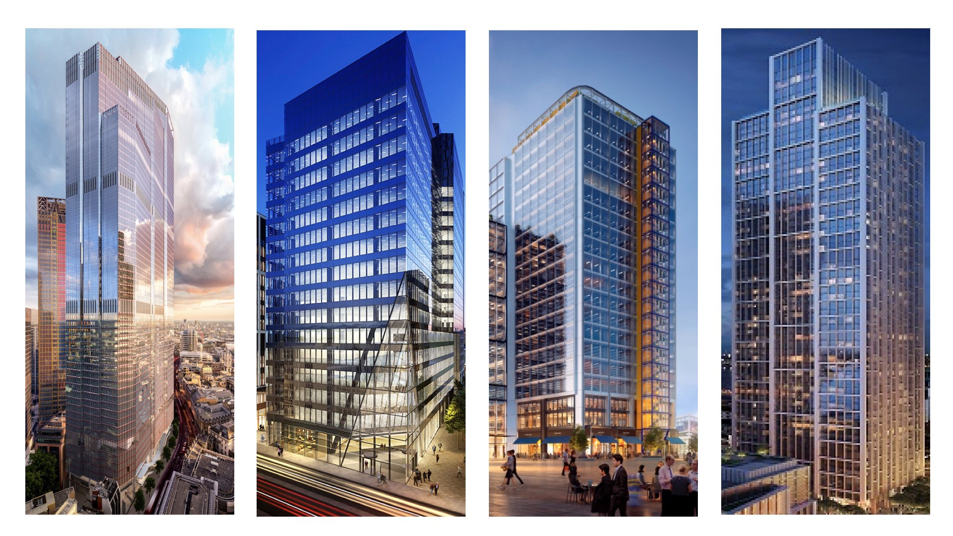 TClarke London moves forward with next round of landmark projects