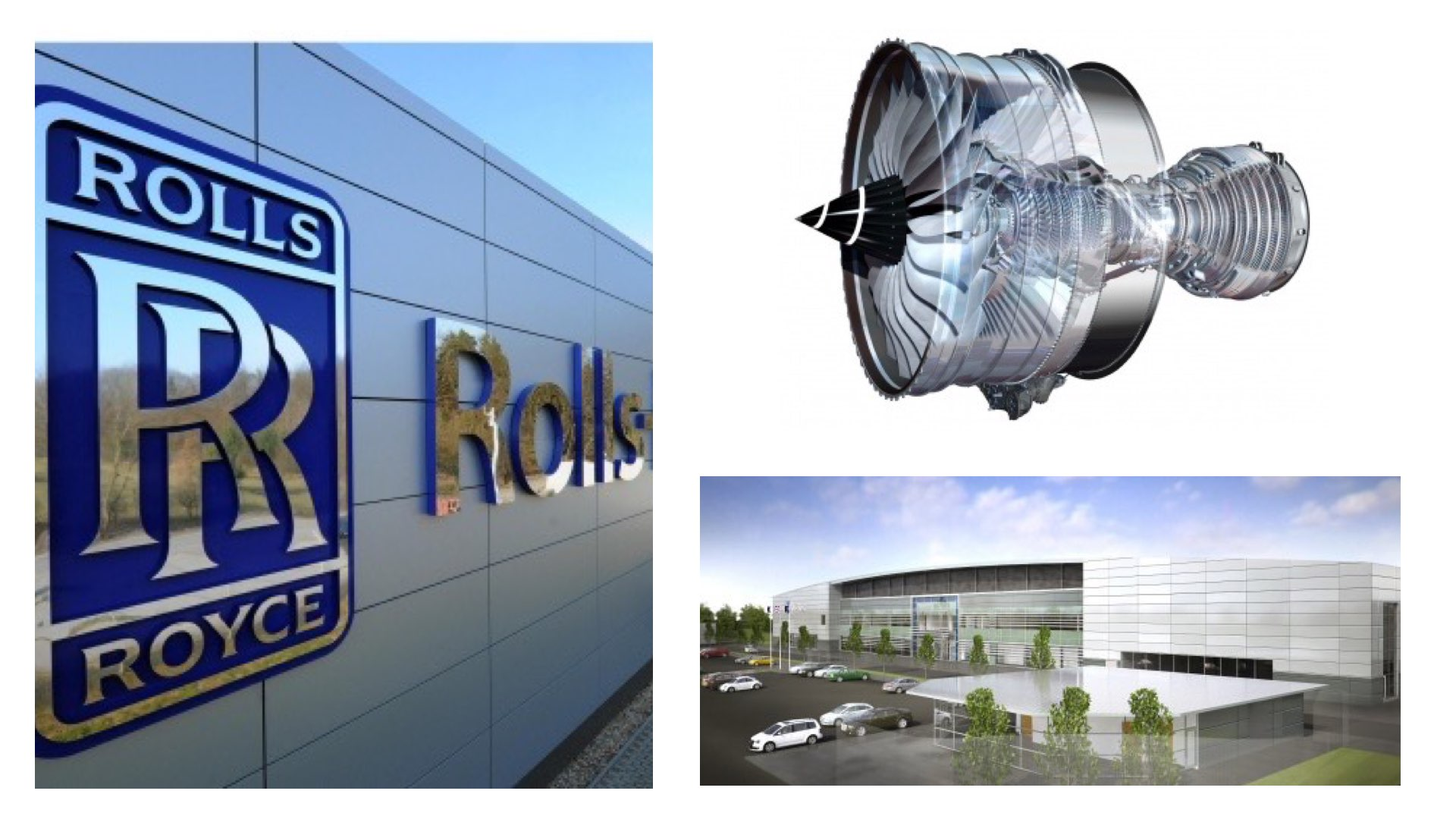 TClarke Newcastle selected for major new Rolls Royce project