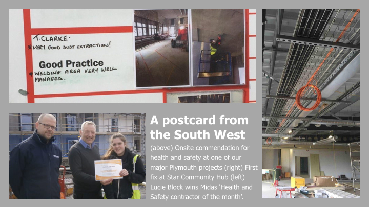 TClarke South West : Growth, Wins and Safety Awards