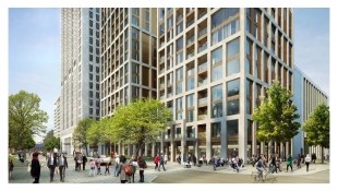 Southbank Place is our largest mechanical project to date