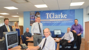 TClarke Design & Build on target with early wins