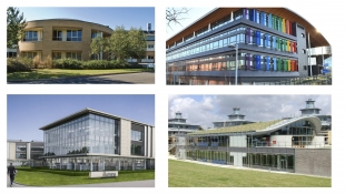 World class science facilities : Growing with Cambridge