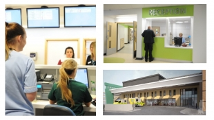 Building 21st century Britain - Sunderland Royal Hospital Emergency Department