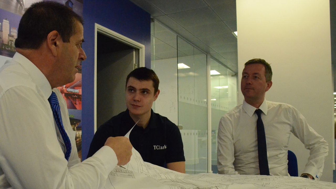 Apprenticeships matter at TClarke…
