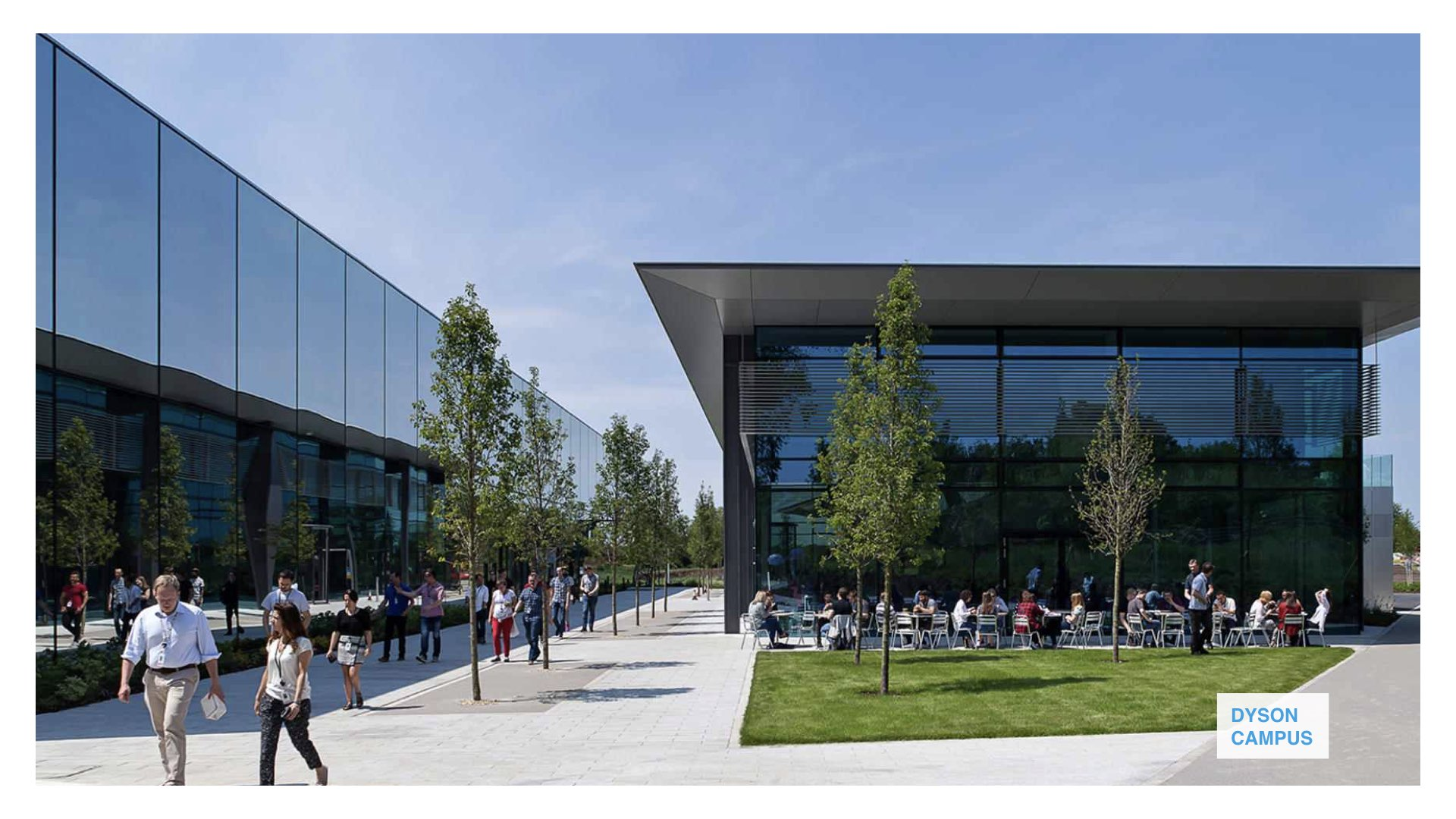 TClarke South West secures M&E package for Dyson's new global Tech Campus